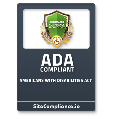 ADA Title III